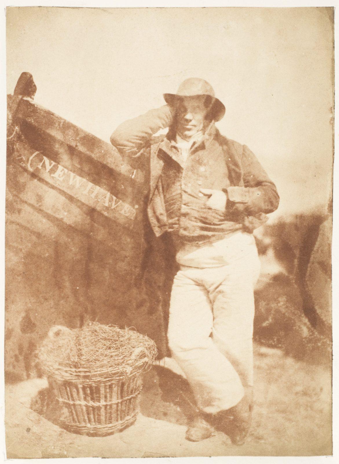 Newhaven Fisherman