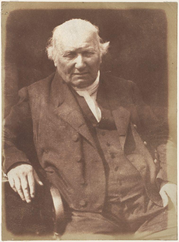 Principal Haldane, St. Andrews