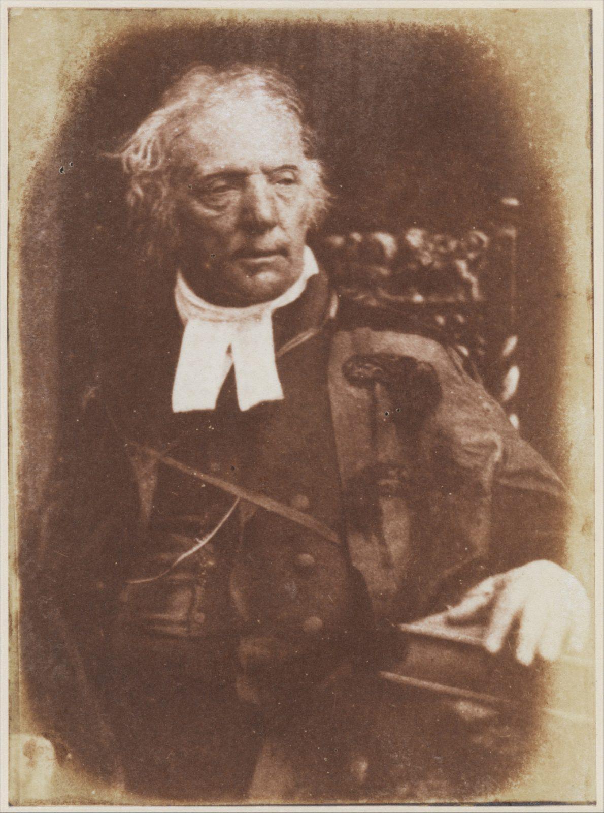 Rev. Dr. Thomas Chalmers