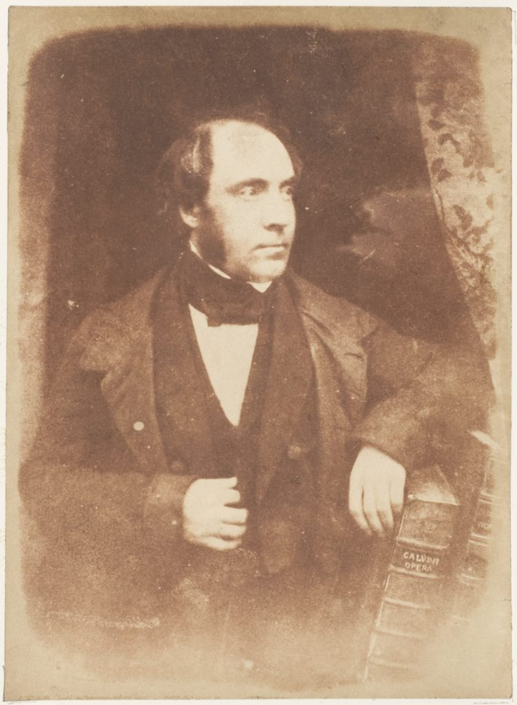 Rev. George Lewis, Dundee