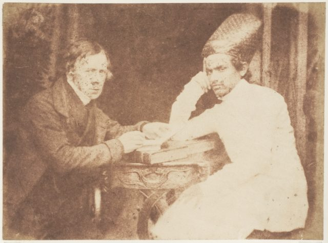 Sir John Jaffray and Dhanjiobai Nauroji