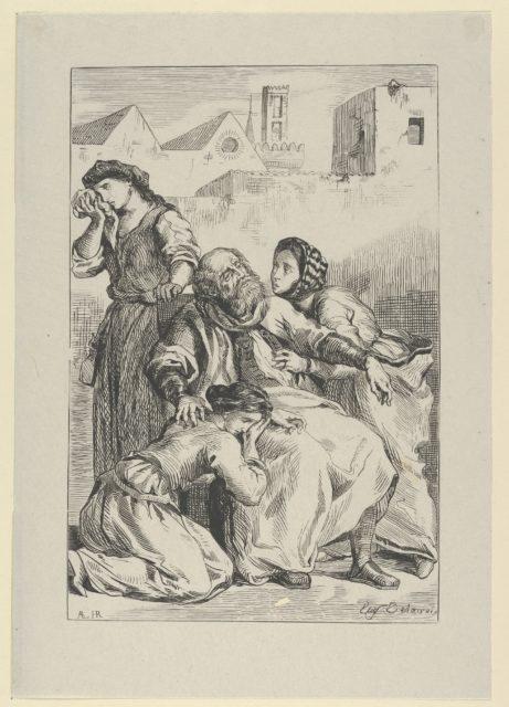 Death of Goetz von Berlichingen