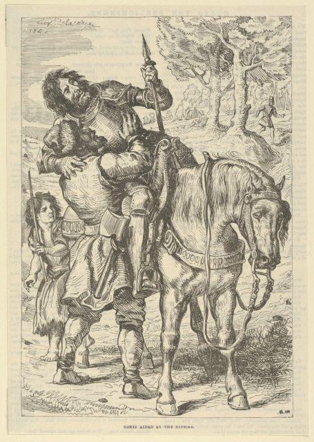 Goetz Aided by the Gypsies