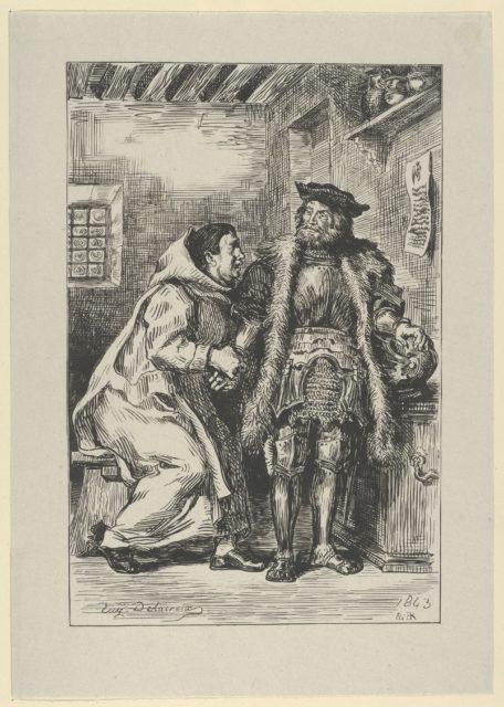 Goetz and Friar Martin