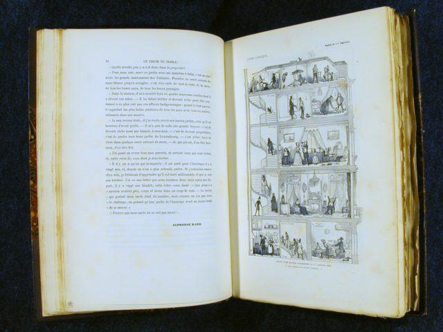 Le Diable a Paris. . . Paris et Les Parisiens, Vol. I