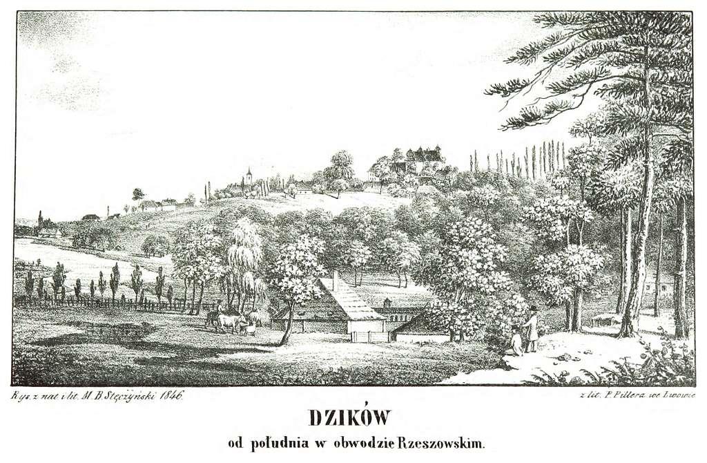 JABLONSKI(1847) p026 - DZIKÓW