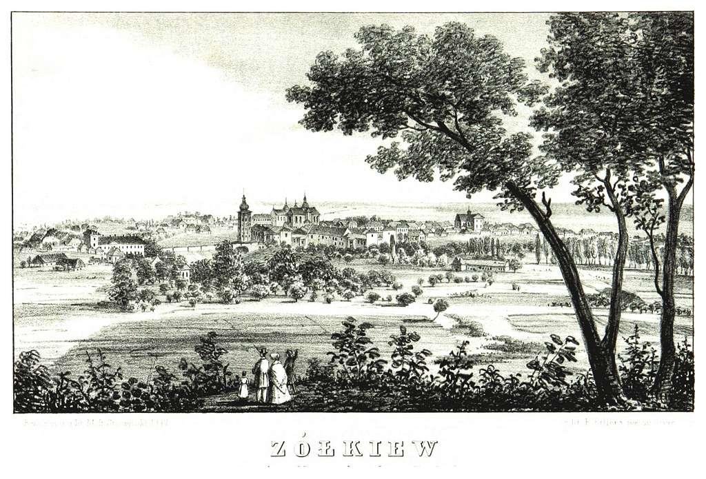 JABLONSKI(1847) p295 - ZÓŁKIEW