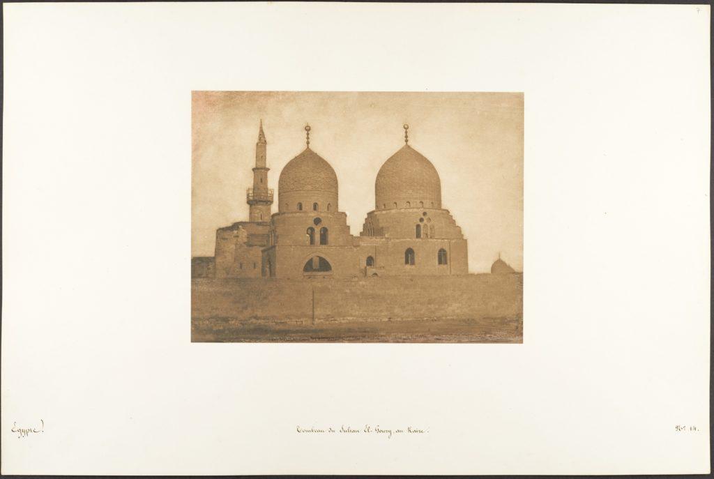 Tombeau du Sultan El-Goury, au Kaire