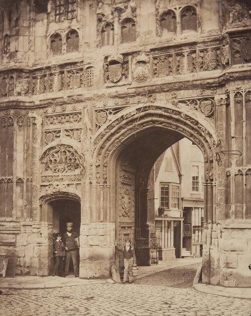 Christ Church Gateway, Canterbury