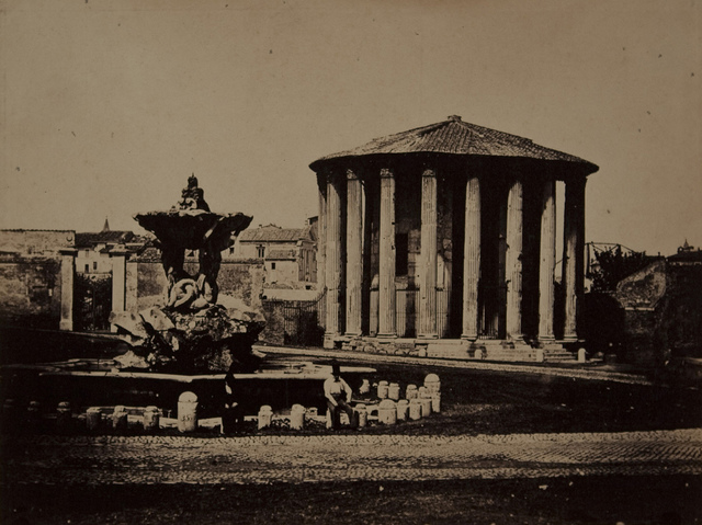 Temple de Vesta