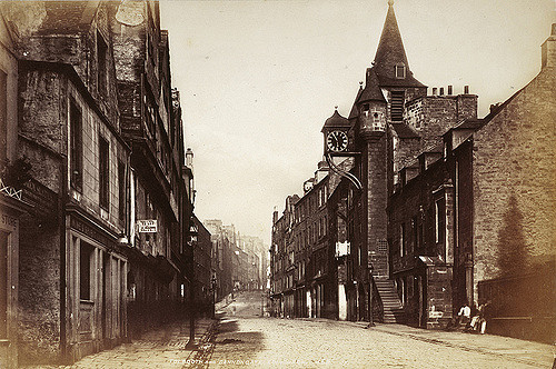 Tolbooth and Canongate, Edinburgh