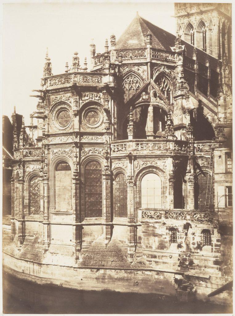 Abside de Saint-Pierre, Caen