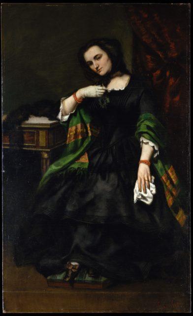 Madame Auguste Cuoq (Mathilde Desportes, 1827–1910)