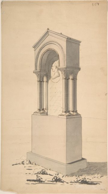 Proposed Monument to John L. Carey of Baltimore