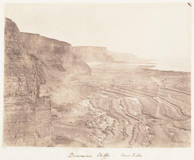 Dunraven Cliffs - Low Tide