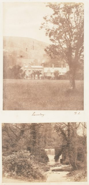 Lanelay; [Untitled]