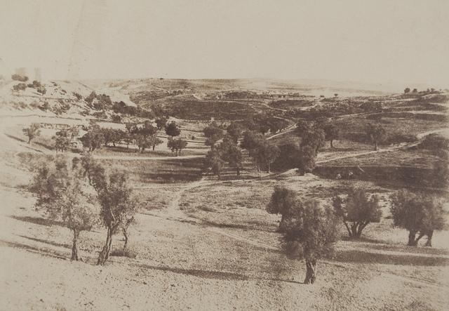 Jerusalem: Road to Bethleham