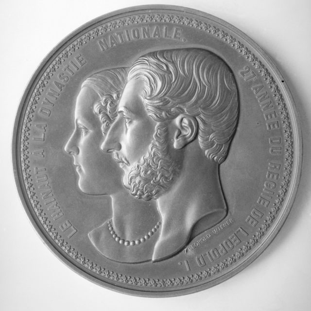 Birth of Comte de Hainault (1859–69)