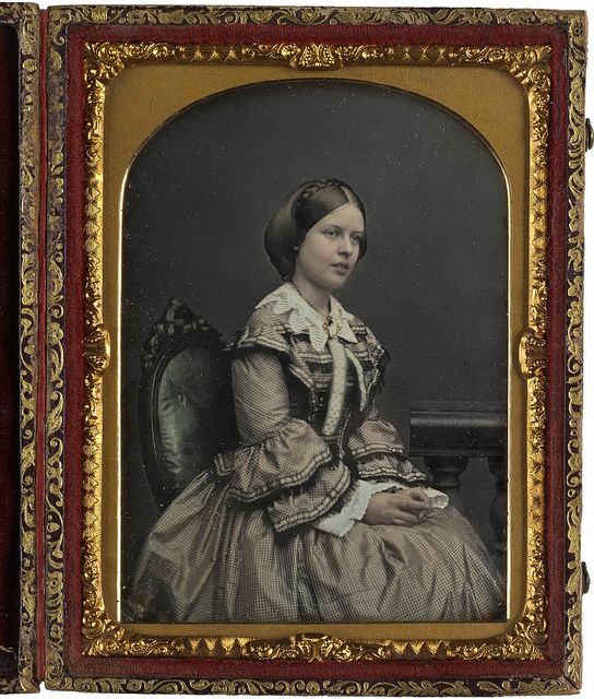 Eleanor Elizabeth Stephen, ca. 1854 / photographer unknown