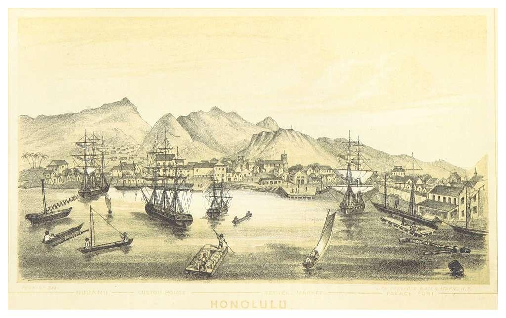 PERKINS(1854) p128 HONOLULU