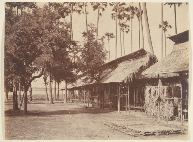 Amerapoora, Barracks of the Burmese Guard
