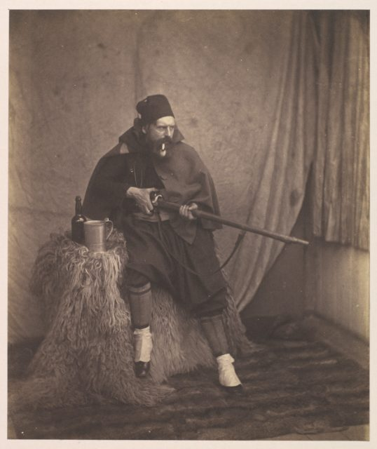 Zouave, 2nd Division
