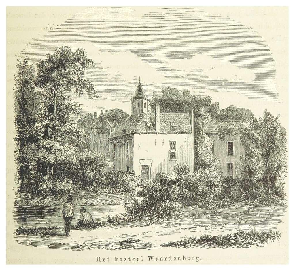 AA(1855) p427 KASTEEL WAARDENBURG