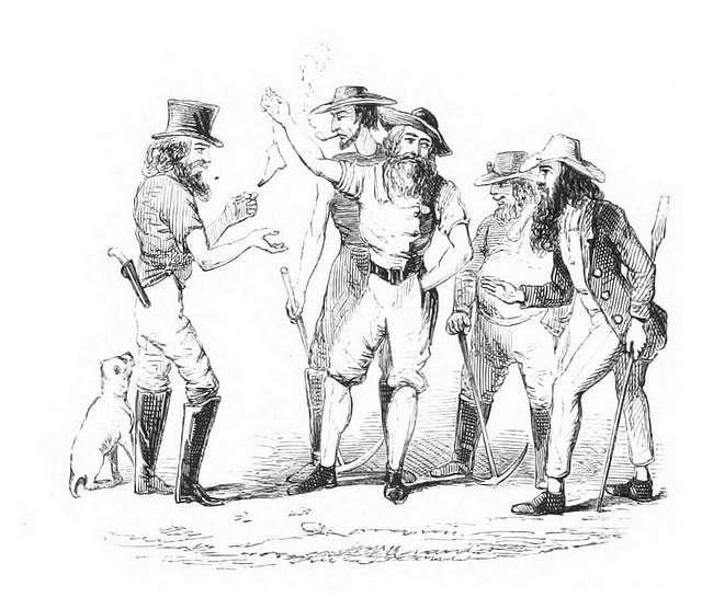 MARYATT(1855) p324 THE LADY'S BOOT