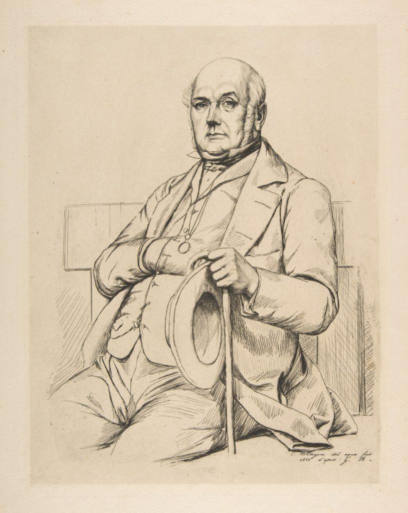 Casimir le Conte, after Boulanger