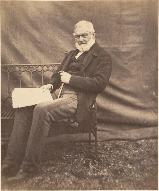 [Portrait of Major Anderson]