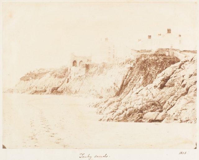 Tenby Sands