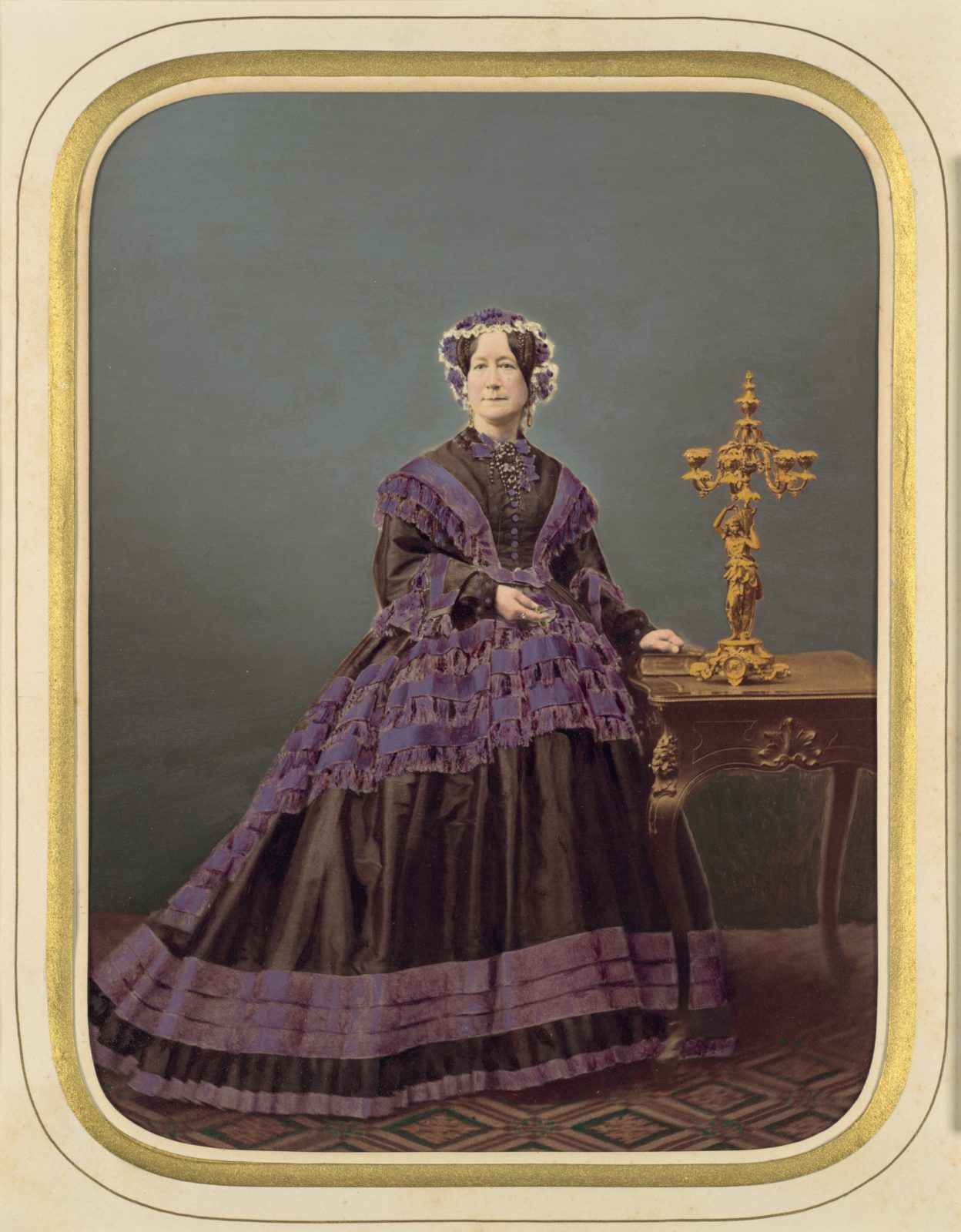 Mary Carrick Riggs, Dresden