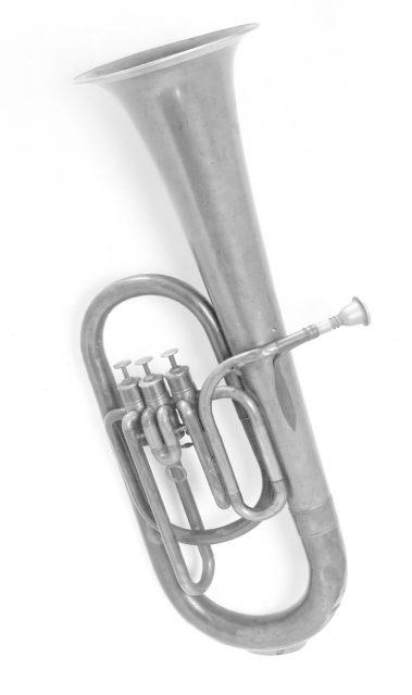 Bass Saxhorn in B-flat