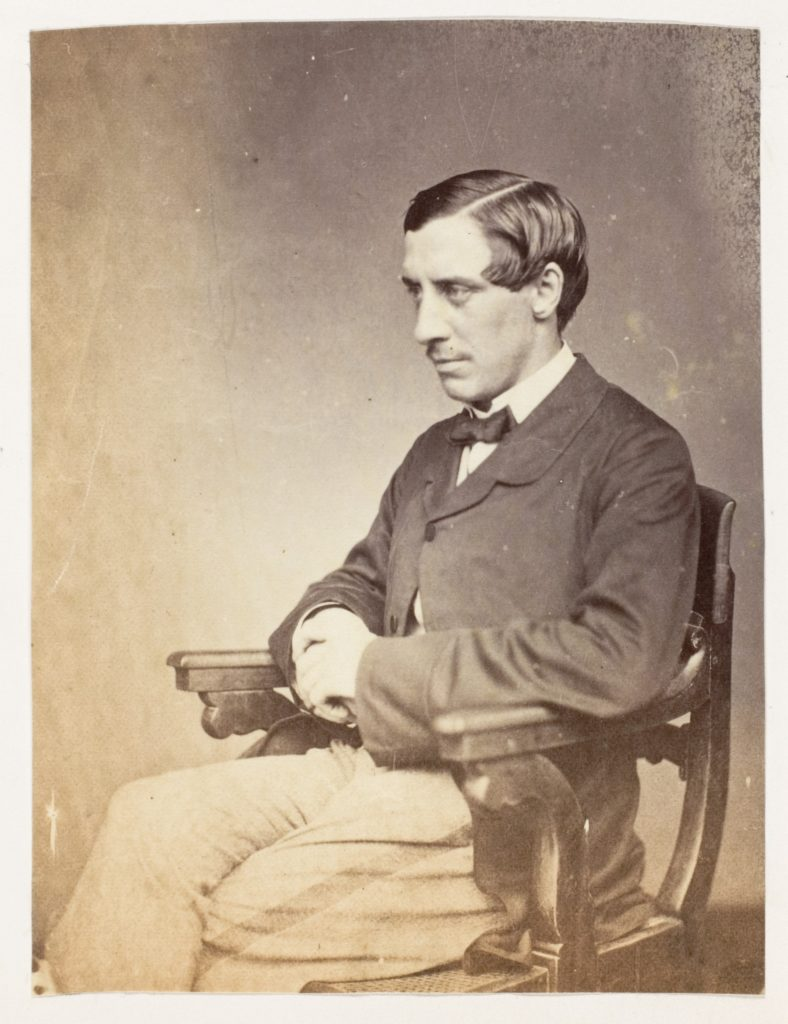 [Captain Baring, Honourable East India Company 6th  Bengal Light Cavalry, A.D.C.]