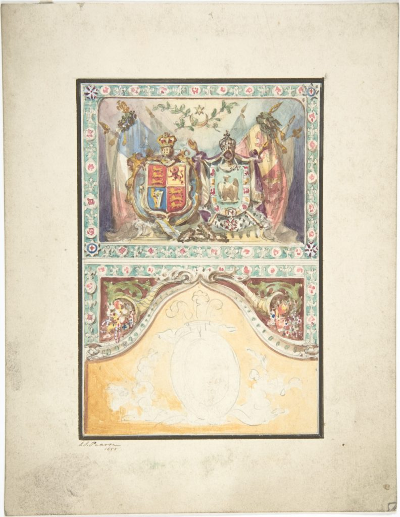 Design for a Coat of Arms