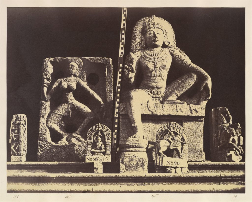 Elliot Marbles and Other Sculpture from the Central Museum Madras: Group 26
