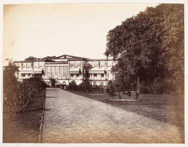 [Government House, Barrackpore]