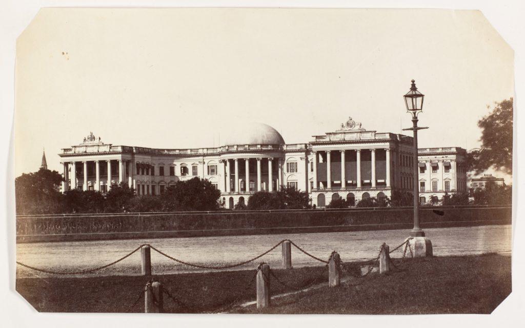 [Government House, Calcutta]
