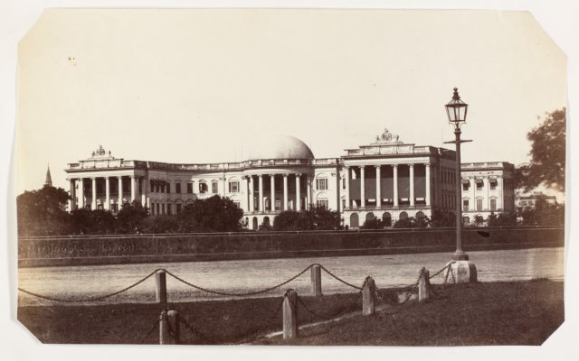 [Government House, Calcutta]