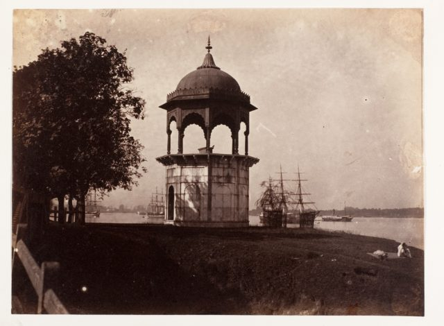 [Lord Ellenborough's Folly on the Calcutta Course]