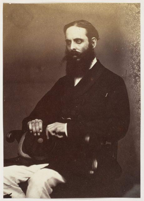 [Major Jones, H.M. 13th Regiment, A.D.C.]