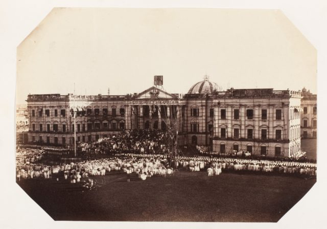 [Queens Proclamation, Government House, Calcutta, November 1858]
