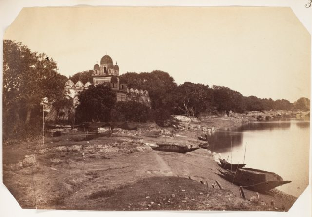[Riverside at Chandanagore?]