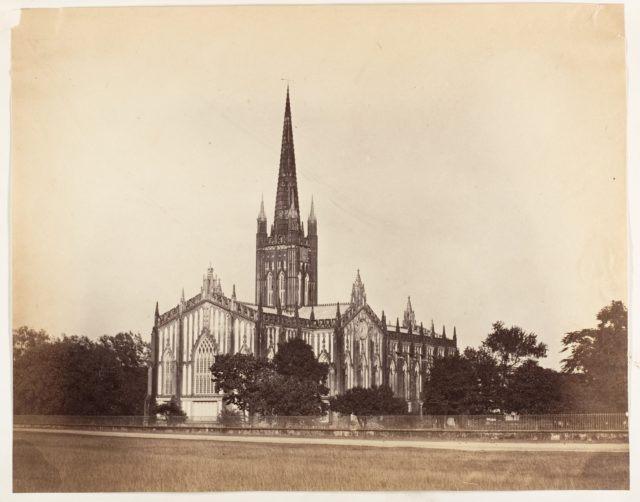 [The Cathedral, Calcutta]