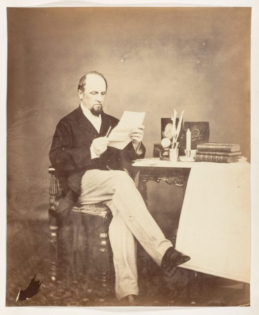 [The Earl Canning, K.G., K.S.I., G.C.B., Calcutta]