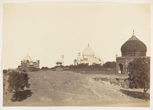 [The Taj Mahal, Agra]