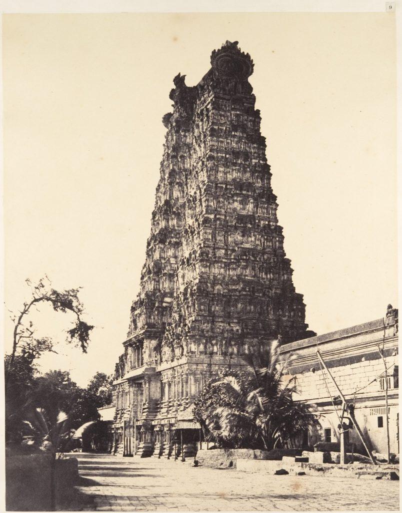The Western Gopuram