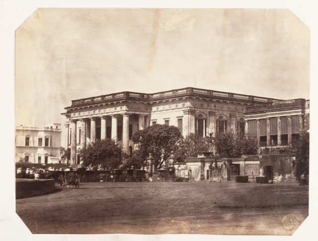 [Town Hall of Calcutta]