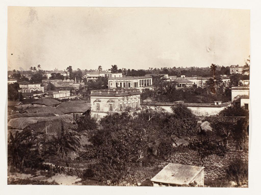 [View in Calcutta]