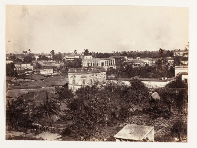 [View in Calcutta]